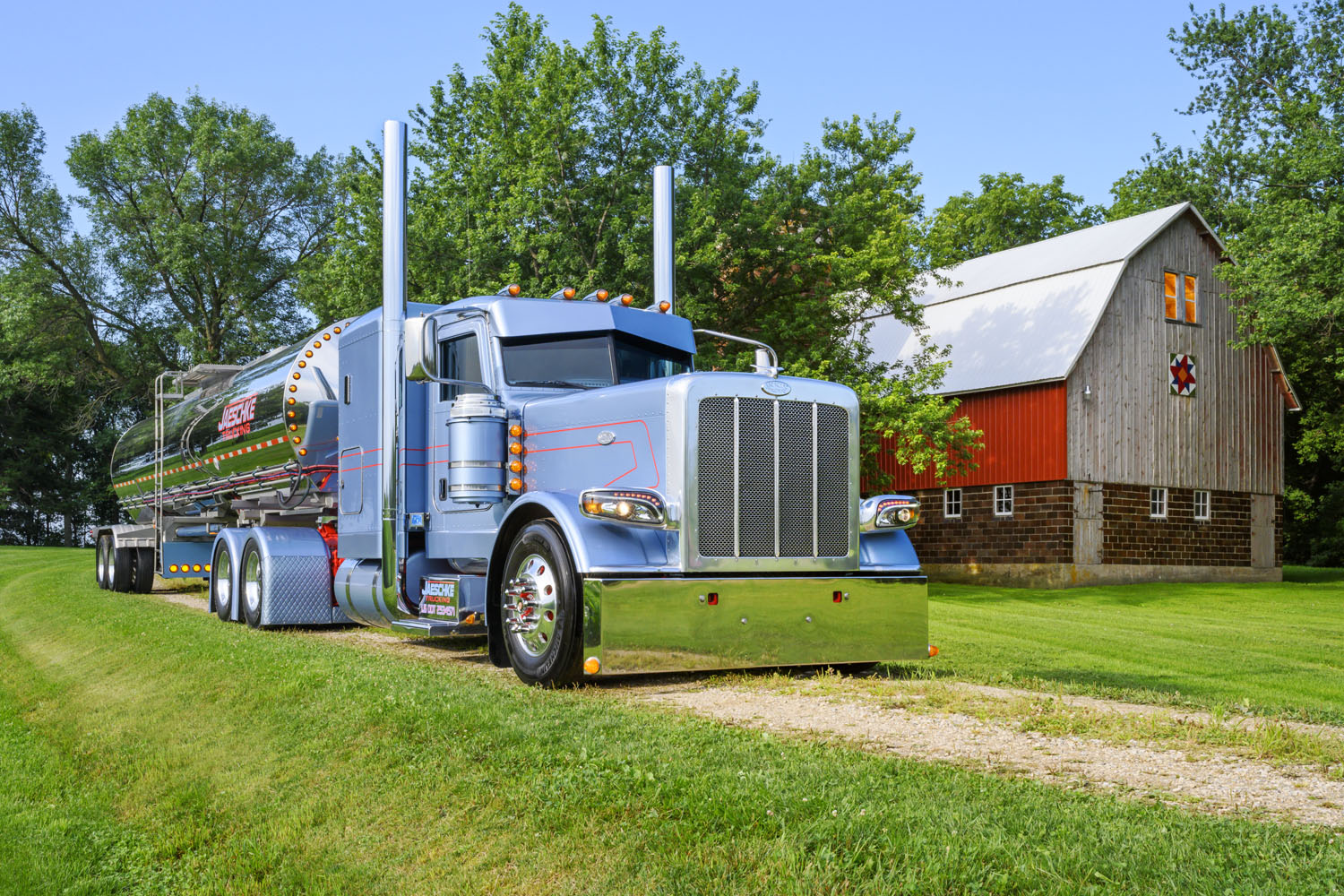 Shell Rotella SuperRigs – Tractor Division